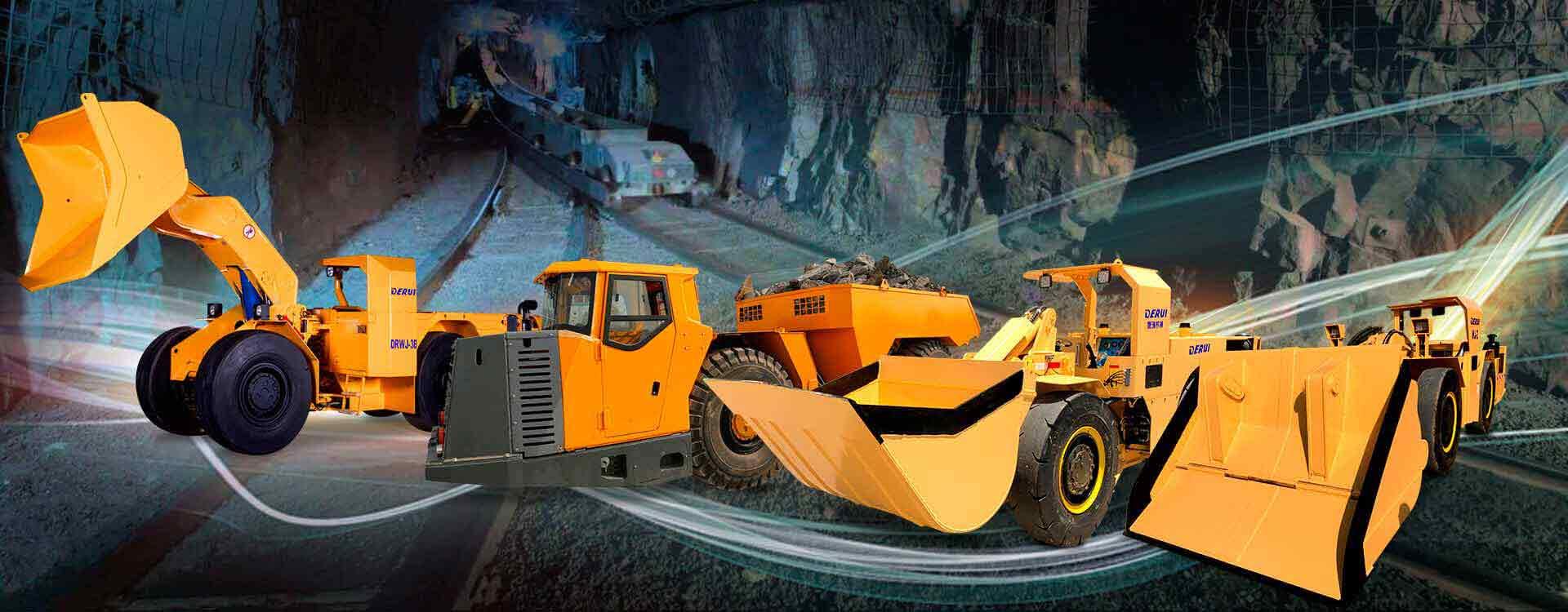 Underground Drilling Rigs
