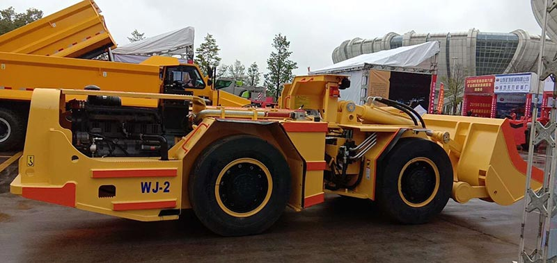 DERUI shows on domestic mining equipment exhibition